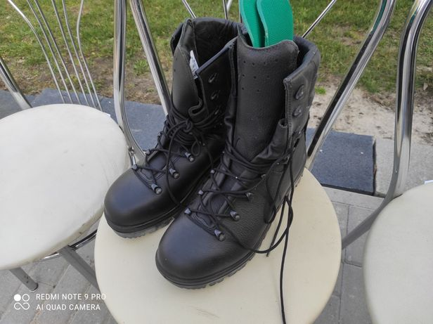 Nowe Buty wojskowe Demar 28,5cm