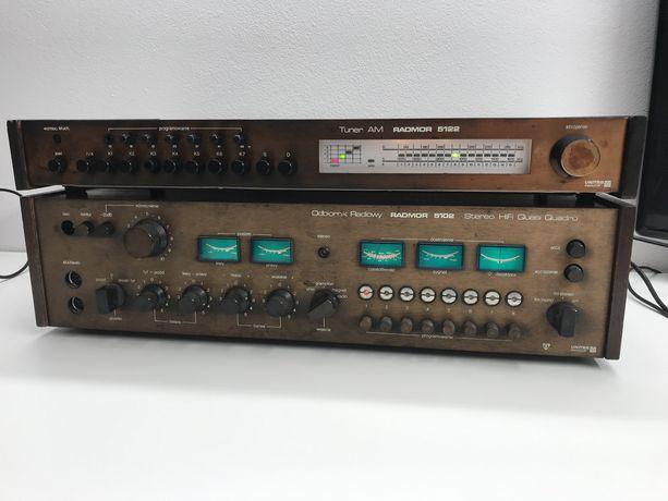 Radmor 5102 + Tuner 5122