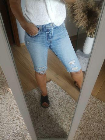 Spodenki Levi's 501 szorty jeansowe