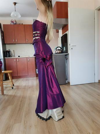 Piękna sukienka wizytowa SYLWESTER 2022
