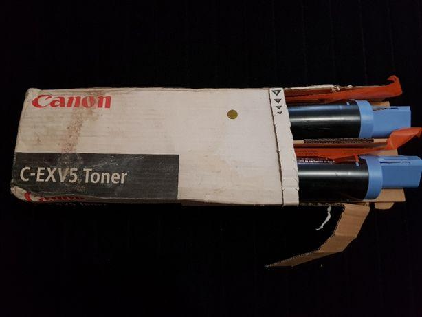 Оригінал 2xТонер-картридж C-EXV5 Genuine чорний Canon (6836A002)