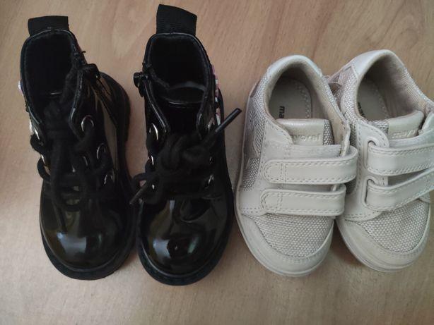 Calçado bebé menina tamanho 19