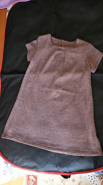 Vestido de inverno, Girandola, 8 anos