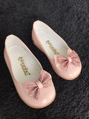Sapatos de Verniz Tamanho 21 - sem uso