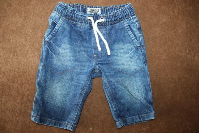 Шорты джинсовые Next на 4-5 лет
