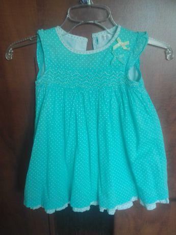 Sukienka dziecięca na lato