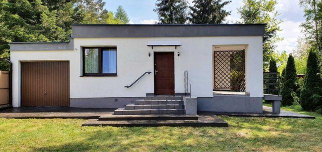 Dom, 51,5 m2 na działce 1041 m2, Rydzynki