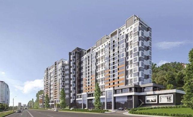 1 комнатная квартира в новом ЖК Клочковская 98а, Госпром, Центр
