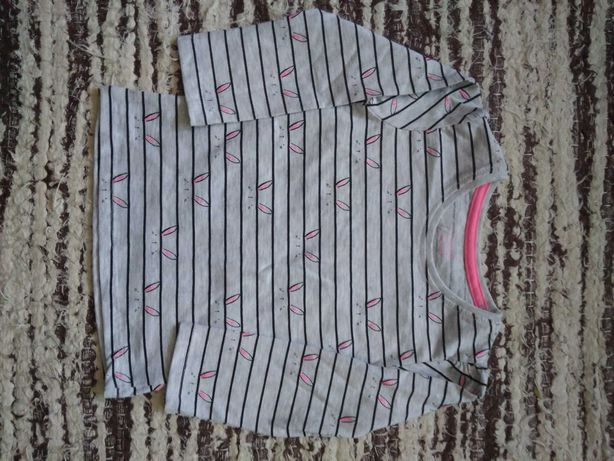 Bluzka koszulka Primark nowa 3szt 18-24 miesiące 92cm
