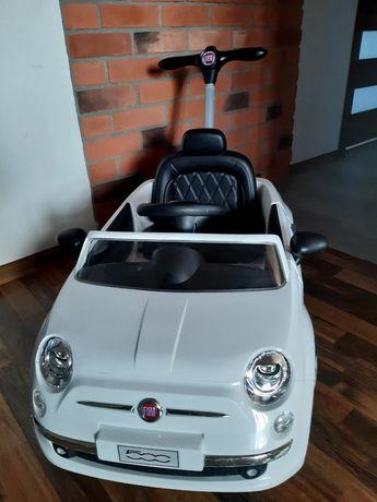 Auto Fiat 500 super zabawa