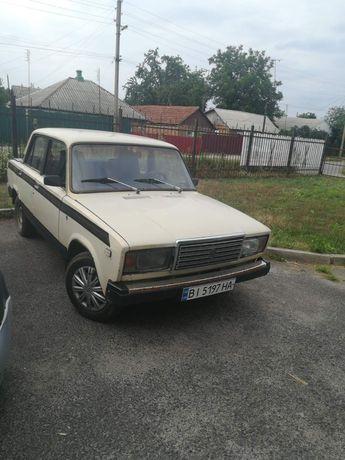 Продам ВАЗ 2107 (бензин)