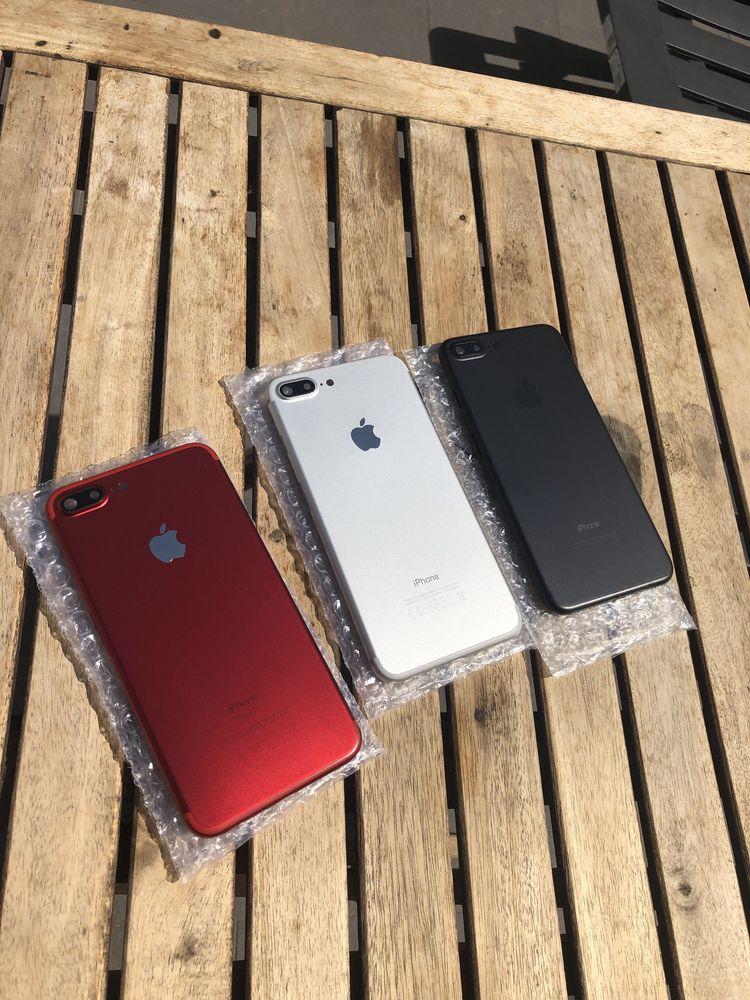 Chassi / carcaça completa iPhone 5/5s/5c/6/6S/7/8Plus/X/XR/XS Max