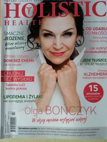 Holistic Health 6/2017, 5/2017, 2/2020