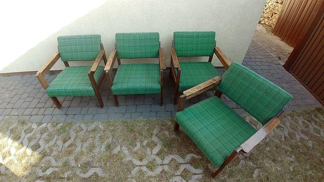 Fotele PRL - cena za sztukę