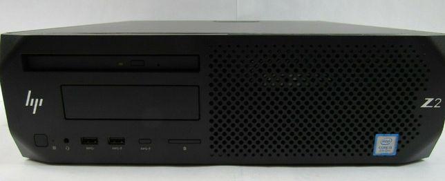 новый компьютер HP Z2 G4 SFF i5-8500 3.0GHz 8GB 512GB SSD