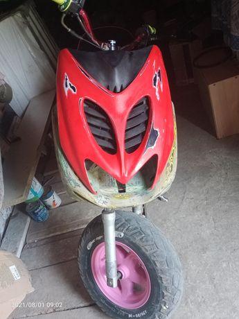 Yamaha Aerox Аэрокс