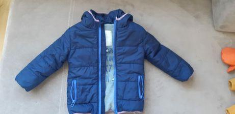 Kurtka zimowa marki Endo rozmiar 86