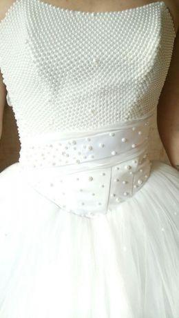 Продам свадебное платье! Отдам за 500 грн
