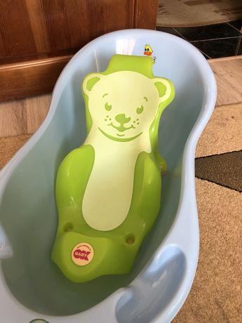 Ванночка+подставка для купання