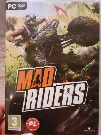 Gra Mad Riders