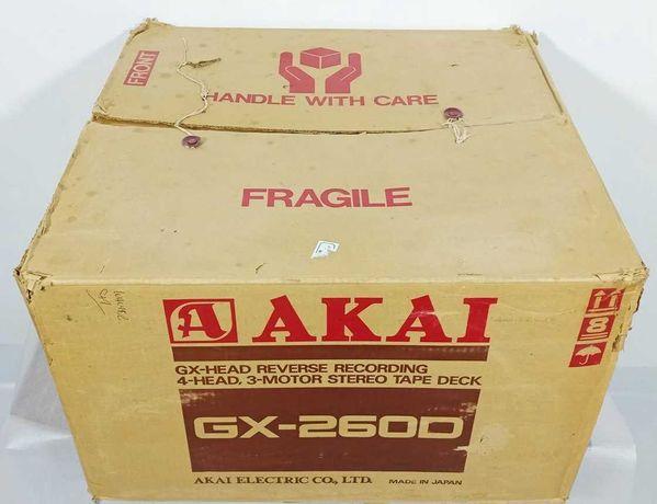 Магнитофон Akai GX-260D