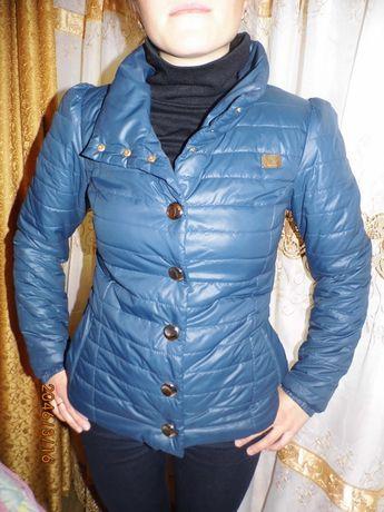 куртка курточка демисизонная венсна осень