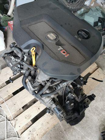 Silnik kompletny 1.9 Tdi