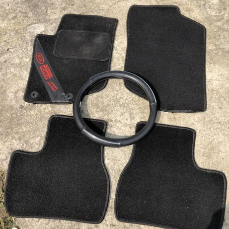 Коврики полики Peugeot 207