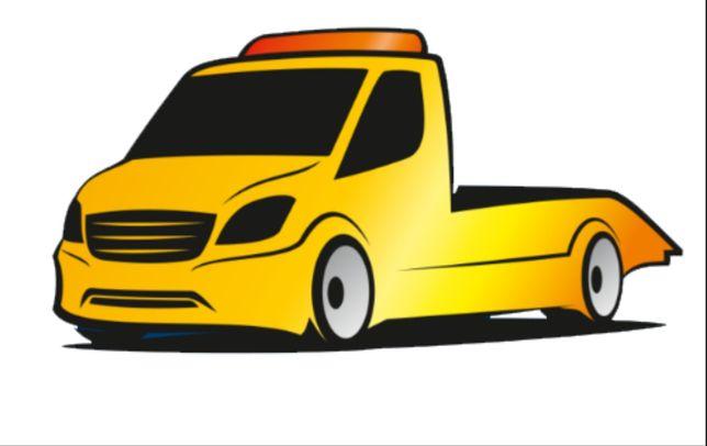 Pomoc drogowa, Usługi transportowe, Laweta TANIO