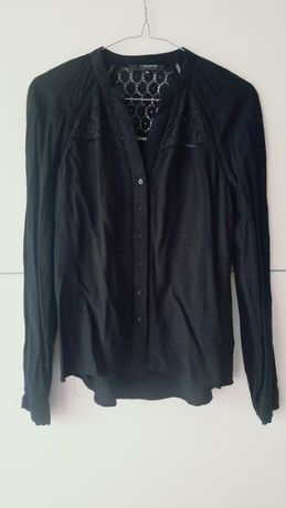 czarna koszula Reserved 34 XS
