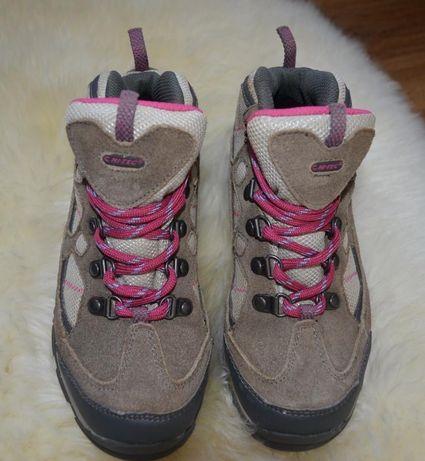 Ботинки на девочку 34 размер