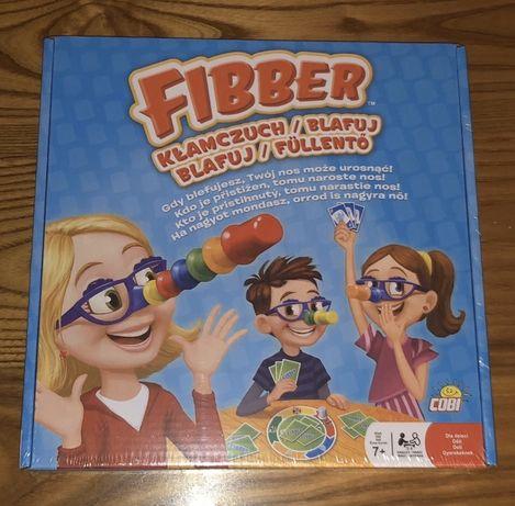 Fibber - kłamczuch. Gra rodzinna.