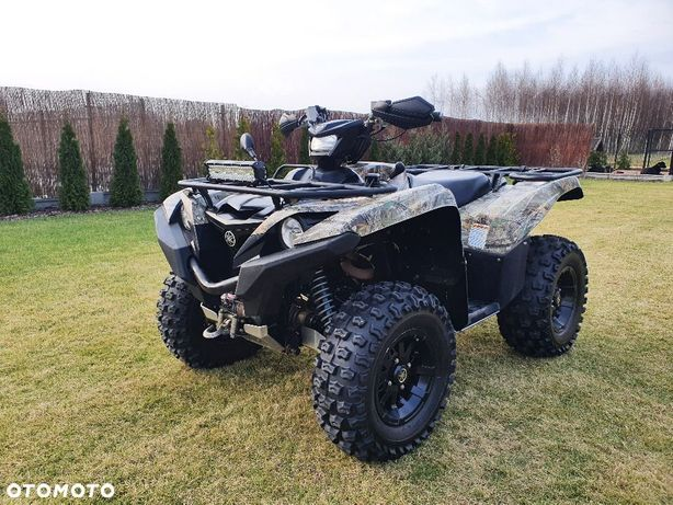 Yamaha Grizzly Yamaha Grizzly 700 Special Edition 2018