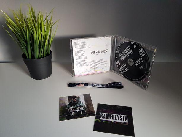 Płyta KAMERZYSTA +opaska +autografy