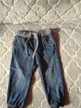 Spodnie dziecięce dżinsowe F&F Baby 86cm
