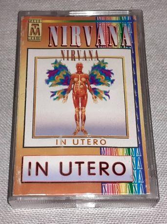 Кассета Nirvana - In Utero