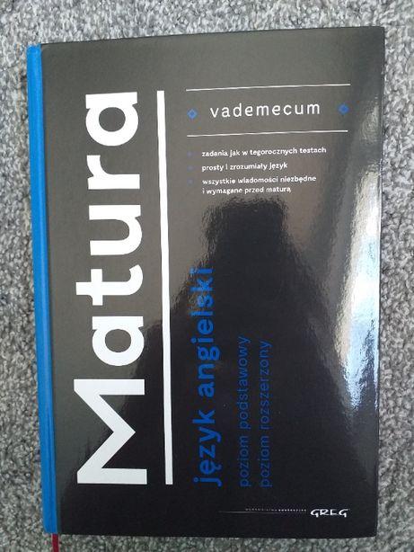 Vademecum Greg- matura język angielski + płyta