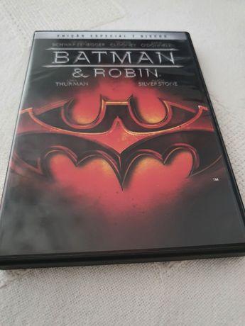 Filme DVD Batman & Robin