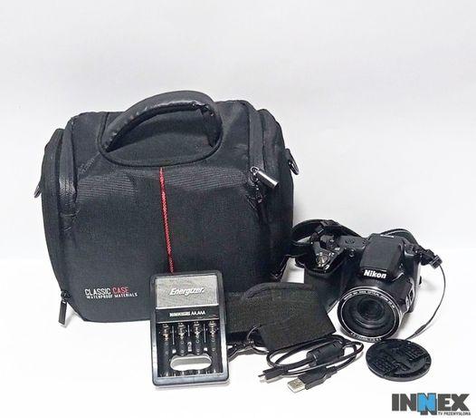 Aparat cyfrowy Nikon Coolpix L840 Czarny
