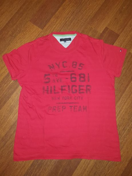 Meska koszulka Tommy Hilfiger