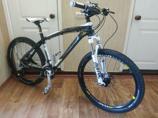 Горный велосипед Kellys thorx 70 Fox Deore XT  не Trek Ghost Cube