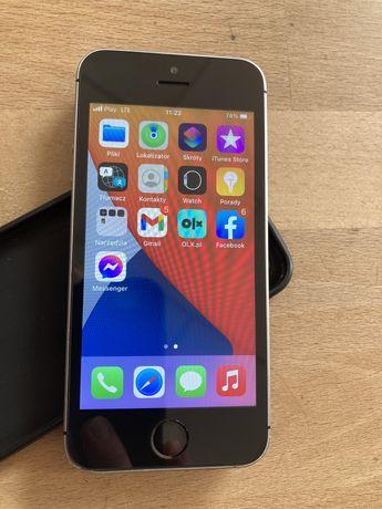 Iphone SE 32GB Szary - sprawny, stan db