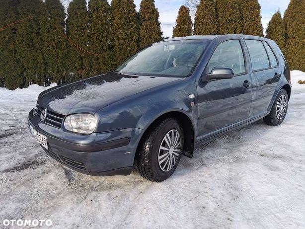 Volkswagen Golf GOLF Q, klima, 4x el. szyby