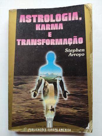 Astrologia karma e transformação