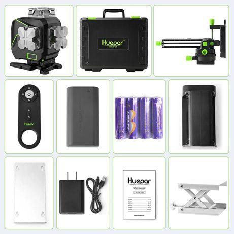 New 2020 Huepar 4d лазерный уровень нивелир