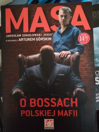 Książka o bossach polskiej mafii