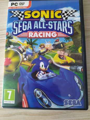GRA PC Sonic Sega All-Stars Racing