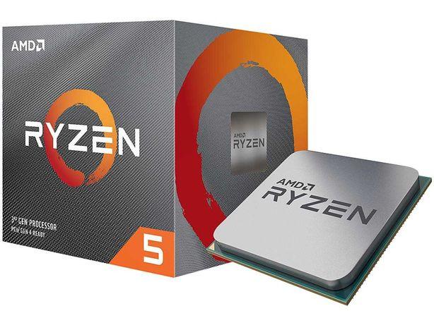 CPU/Processador AMD Ryzen 5 3600x Hexa-Core 3.8 - 4.4 Ghz