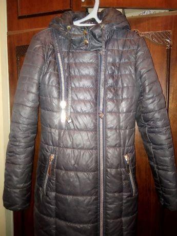 Зимовий пуховик куртка жіноча
