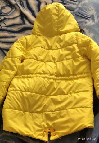 Б/у зимова куртка